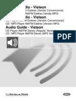 Ecosport Audio MP3 Original - Manual Usuario