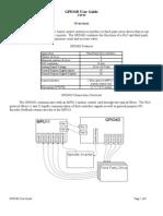 Gpio4d Manual