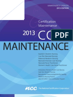 2013 Maintenance Core for RNC