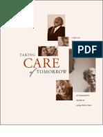 Long Term Care CDA Brochure Lo Res