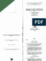 Manual de Psicologia de la Academia de Ciencias de la U.R.S.S. - Smirnov, Leontiev, Rubinstein y otros. (1967)