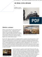 Museu Nacional de Belas Artes (Brasil) – Wikipédia, a enciclopédia livre