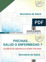 PRESENTACIÓN PISCINAS Plaza Mayor