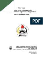 Proposal Bksm 2012