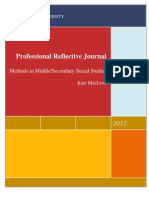 personal reflective journal finalversionrevised
