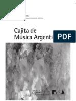 Cajita de Música Argentina (recursos teoricos)