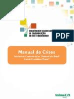 Manual de Crises Unimed Do Brasil
