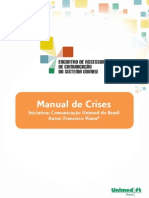 Manual de Crises Unimed Do Brasil
