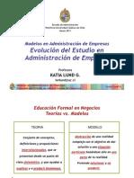 4. +Evolucion+Del+Pensamiento+en+Administracion+de+Empresas