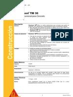Plastiment- Tm 30