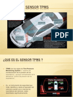 Sensor TPMS