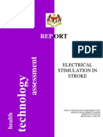 Electrical Stimulation in Stroke