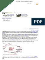 Ciclo de Krebs - Bioquímica e Metabolismo - InfoEscola