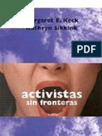 Activistas Sin Fronteras - Kathryn Sikkink
