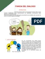 Importancia Del Dialogo Trabajo Final