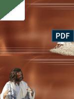 Slides Para Palestra - Jesus Teaching