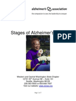 Alzwa Resource Pf Stages of Alzheimers