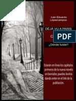 DÉJÁ VU A PARIS CAPÍTULO I