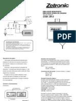 Emulador Monopunto y Oxígeno (ZE-2)