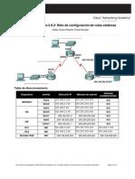Actividad 2.8.2 de CCNA modulo 2