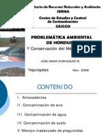 Problematica Ambiental en Honduras