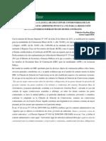 Analisis Legal Contrato Administrativo