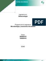 Unidad 2. Microbiologia