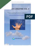 Meditatii crestine vol II