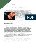 bioterrorism issue brief