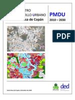 Plan de Desarrollo Urbano Santa Rosa