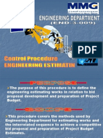 139405799 END 3 009 Engineering Estimating