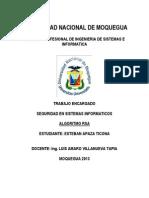 ALGORITMOS DE CIFRADO ASIMÉTRICO RSA