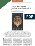 tratamiento enfermedades neurodegnerativas