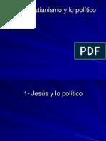 II-El Cristianismo y Lo Politico