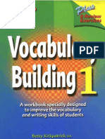 Vocabulary Building 1 9814133000