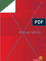 Manual tehnic panou solar