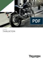 13my Thruxton Spec Sheet