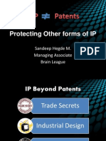 Protecting Other Forms of IP