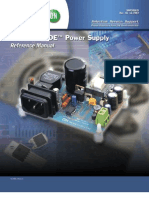 Switch Mode Power Supply Ref. Manual