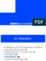Módulo 4 - Wordpress
