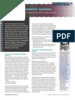 Biometrics Article Multimodal Biometric Solutions 1