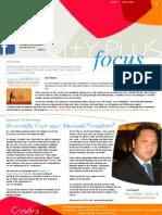 City Plus Focus_ Issue 1 - April 2009