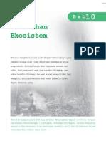 perubahan ekosistem