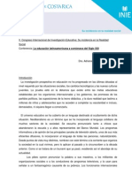 La Educacion Latinoamericana - Adriana Puiggros (Bolonia)