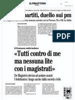 Rassegna Stampa 10.06.13