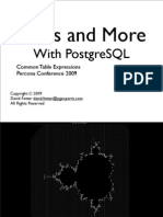 Trees and More with PostgreSQL