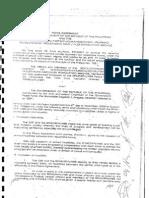 GPH-RPMP/RPA/ABB Peace Agreement