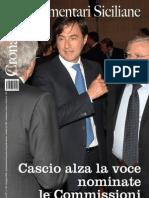 Cronache Parlamentari Siciliane n° 126 anno 2008