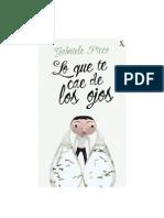 Picco, Gabriele - Lo Que Te Cae de Los Ojos