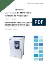 Manual de Variador de Frecuencia CFW11